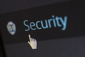 """Image of the word """"Security"""""""