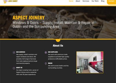 Aspect Joinery