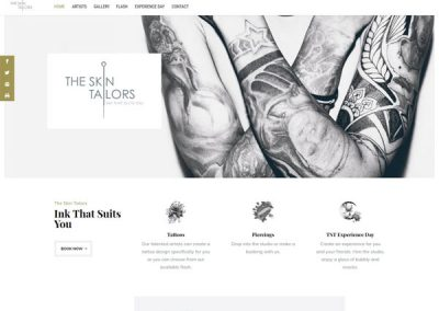 The Skin Tailors